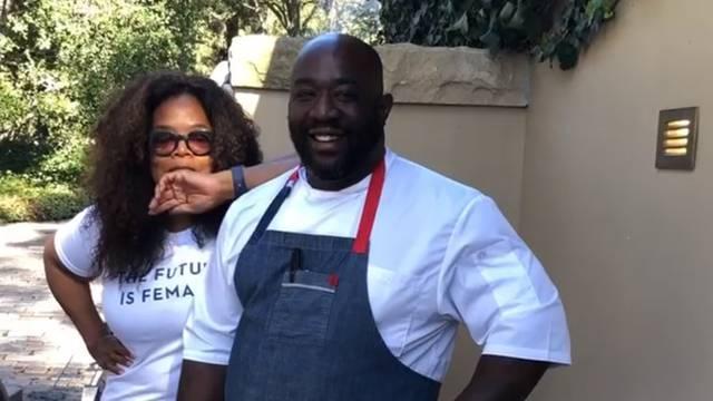 Kuhao je za Oprah Winfrey, a sada otvara vlastiti restoran