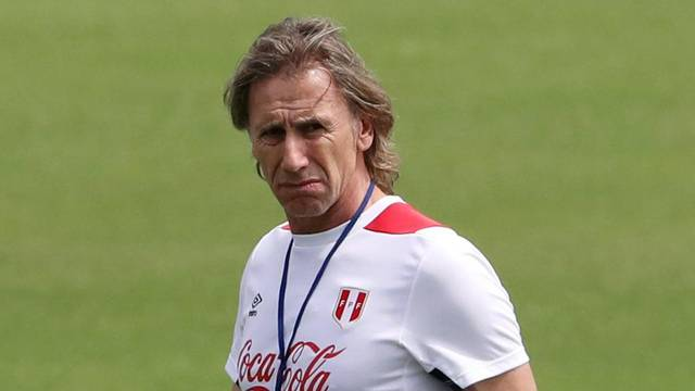 International Friendly - Peru vs Croatia