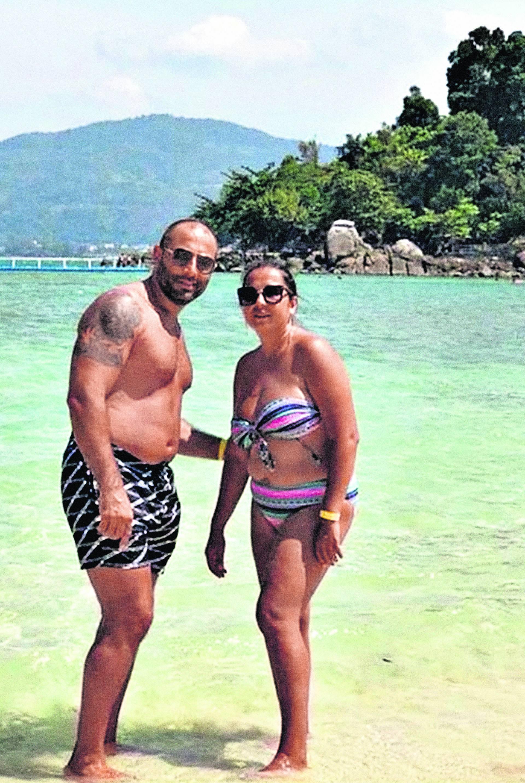 Hamdija čeka sud za prijetnje ljubavnici, a uživa u Tajlandu