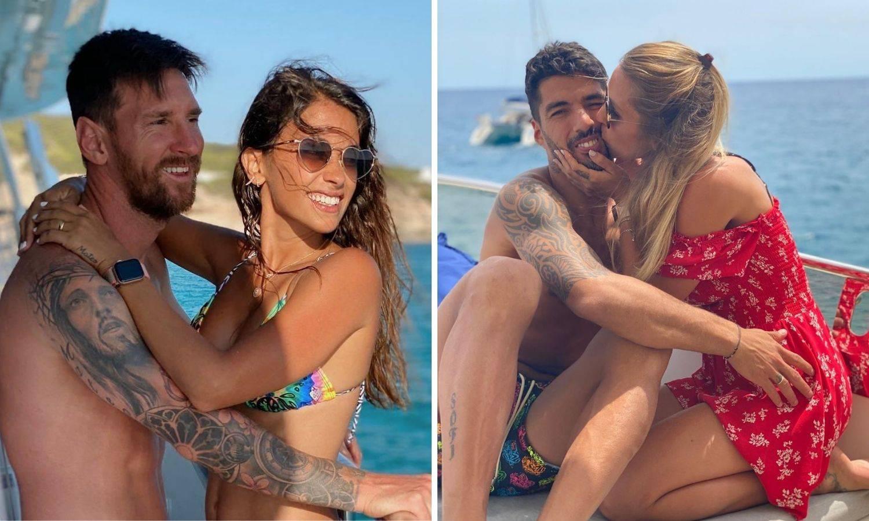 Messijeva draga Suarezovoj: 'Hvala ti za zajedničke godine'