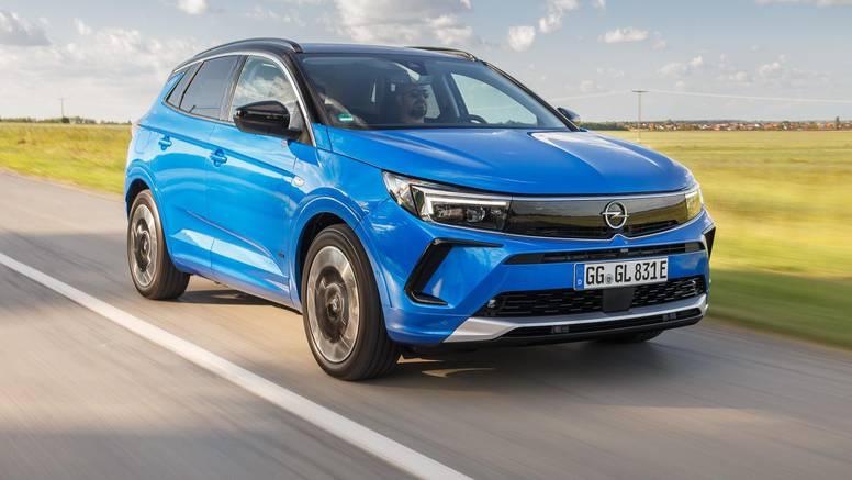 Opel nastavlja transformaciju, stigao je  obnovljeni Grandland
