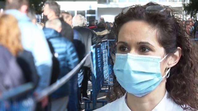 Na Velesajmu danas očekuju i 3000 ljudi: 'Tko odbije cjepivo AstraZenece, ide na kraj liste'