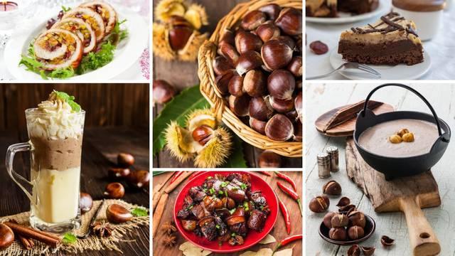 Kesteni na sve načine: Plodovi moraju biti sjajni i bez rupica