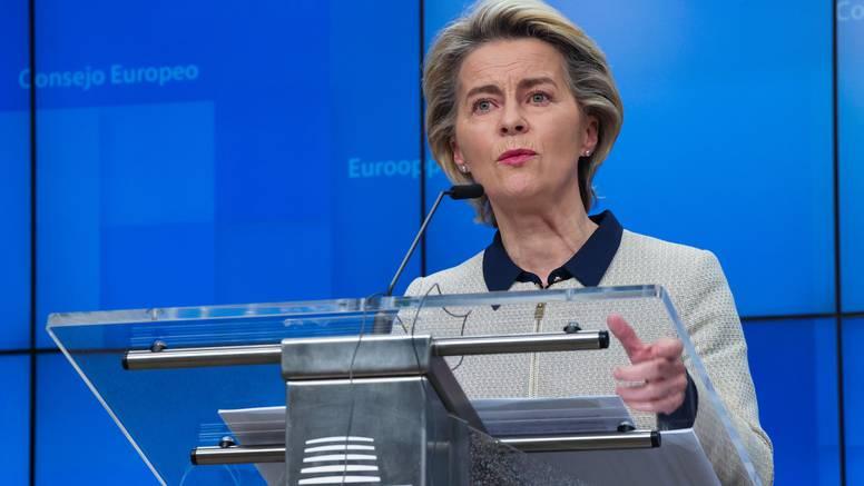 Von der Leyen osudila novi mađarski zakon: 'Svatko je slobodan biti ono što jest'