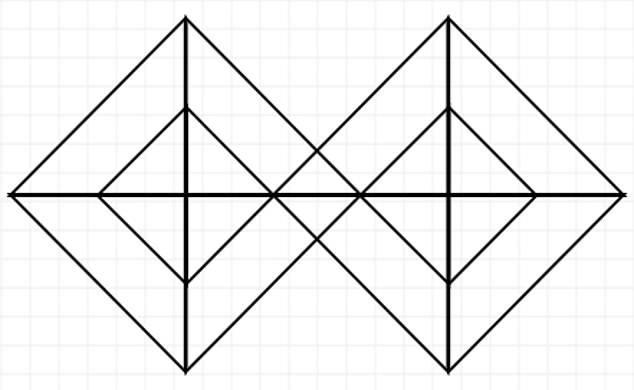 Koliko oblika možete uočiti? Testirajte brzinu vašeg mozga
