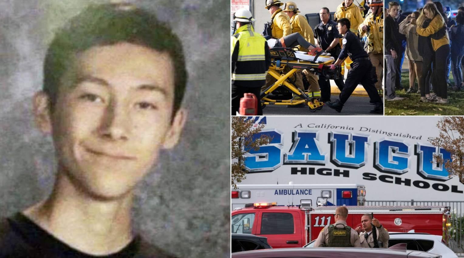 Napad najavio na Instagramu? U 16 sekundi ubio dva učenika