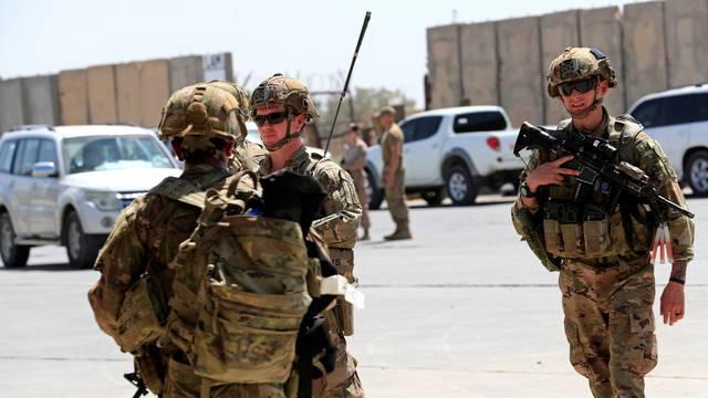 SAD povlači dio vojnika iz Iraka