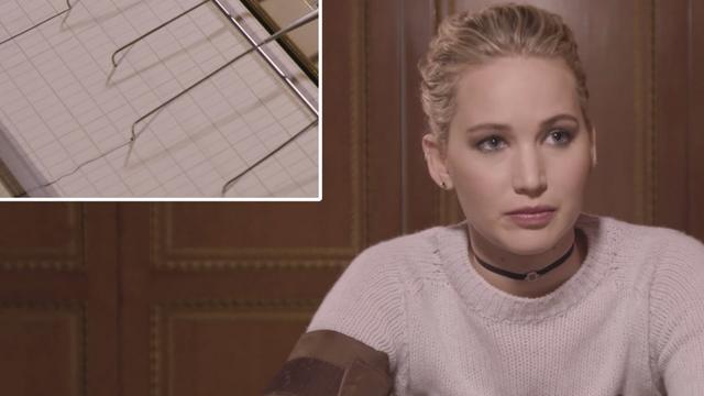 Sve izašlo na vidjelo: Jennifer Lawrence bila na detektoru laži