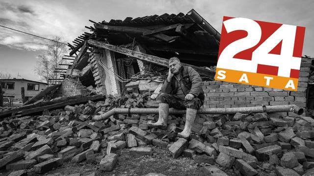 Prihod od novogodišnjeg dvobroja 24sata bit će uplaćen za pomoć stradalima u potresu
