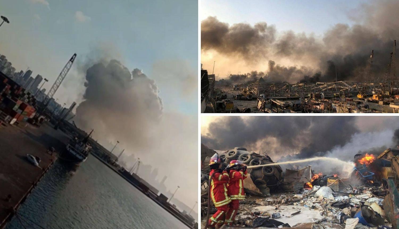 Stravične posljedice  u Bejrutu: Oštećeno 85.000 kuća i stanova