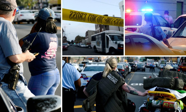 Propucao šestero policajaca i zabarikadirao se u svoj stan