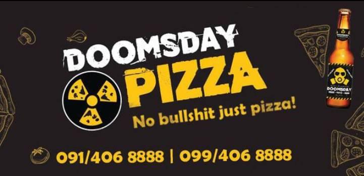 Chill&Grill: Pizzeria Doomsday vas čeka s novim konceptom