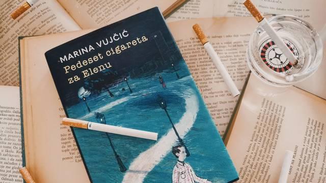 Pedeset cigareta za Elenu je roman koji ispituje efekt leptira