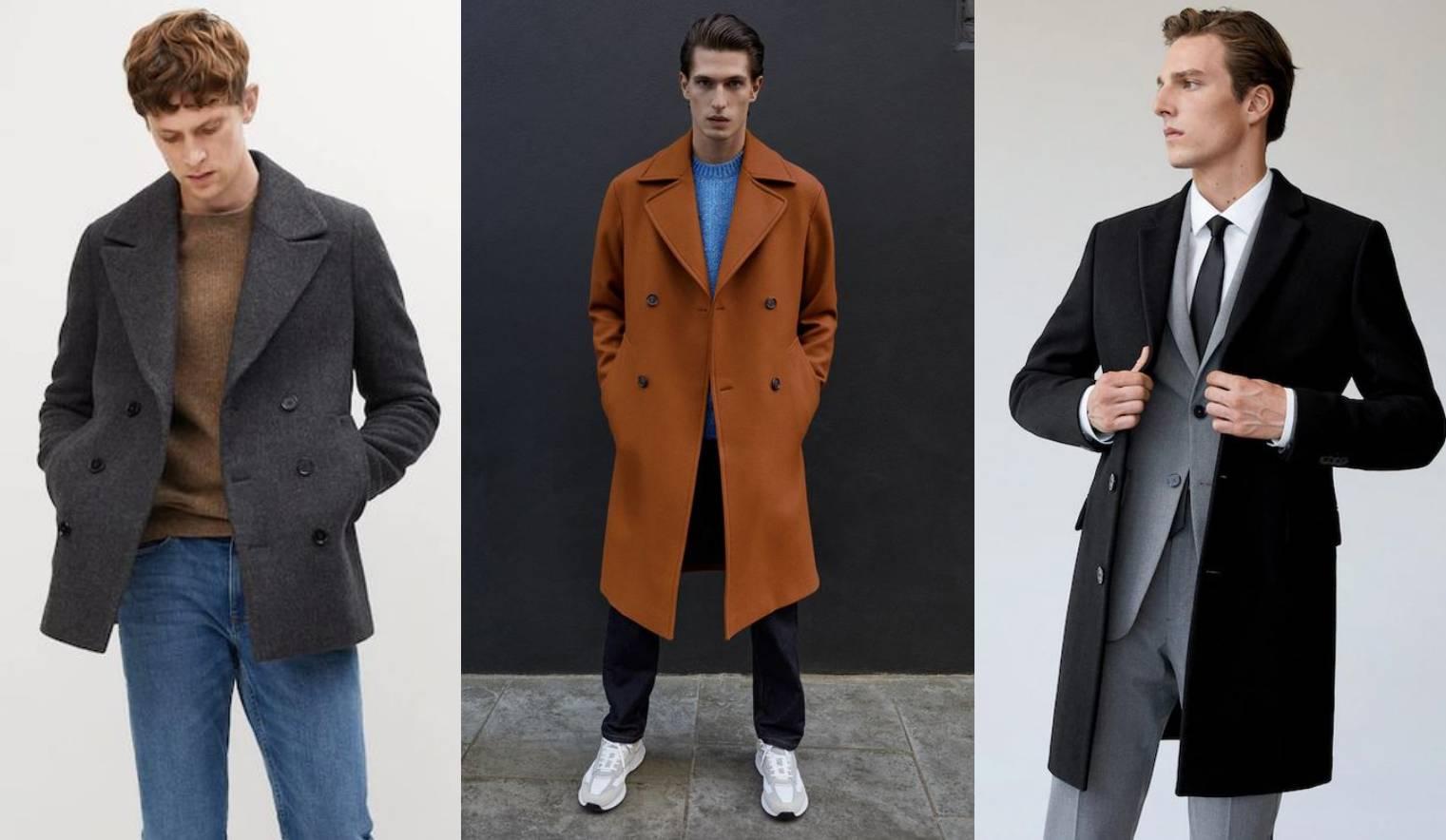 Muški kaputi u deset klasičnih varijanti: Od crne do čokoladne