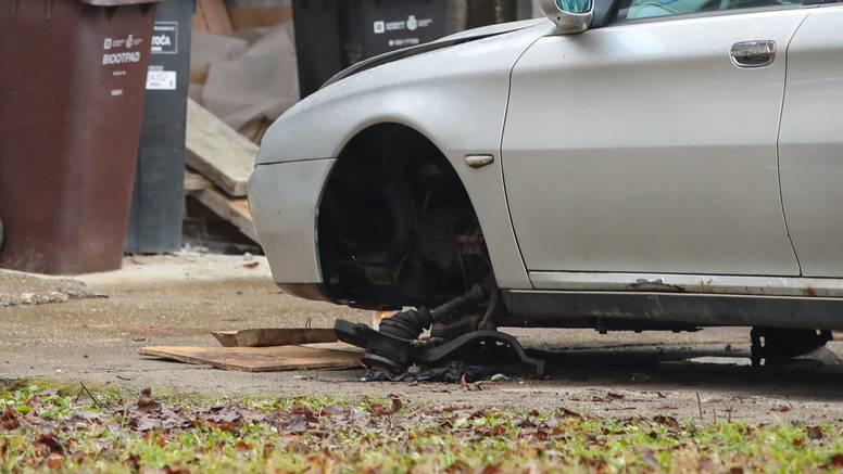 Susjedi u šoku: 'Volio je raditi na autima, tužna je to sudbina'
