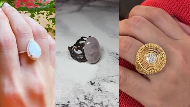 I prstenje je naraslo: Statement detalji pravi su modni začin
