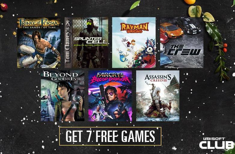 Ovog vikenda skinite sedam igara kojima vas časti Ubisoft