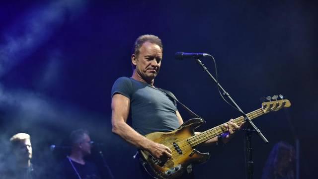 Vratio se nakon 20 godina: Sting oduševio obožavatelje
