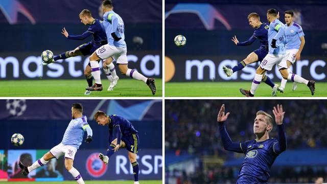 Olmo uz Salaha: Uefa je njegov gol nominirala za naj ovog kola