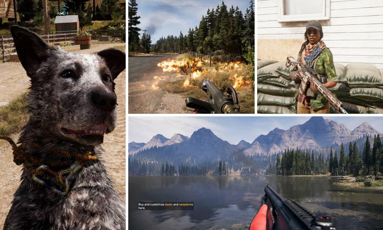 Far Cry 5 skriva niz trikova za uspjeh, želi da uživate  u prirodi