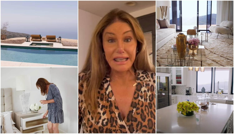 Zavirite u luksuzni dom Caitlyn Jenner: Ima bazen i svoj bar