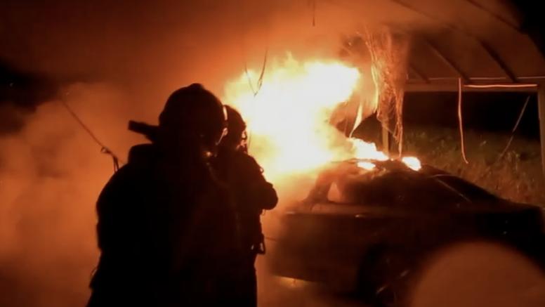VIDEO Gorio BMW u Gračanima