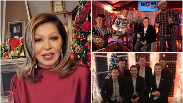 Estradnjaci uputili božićne želje fanovima: 'Do prvog koncerta'