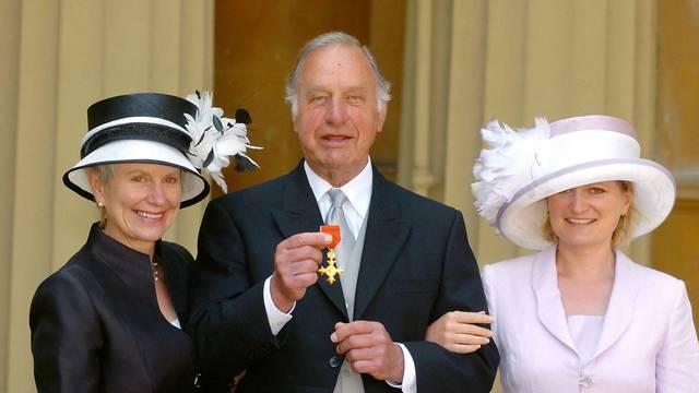 Geoffrey Palmer death