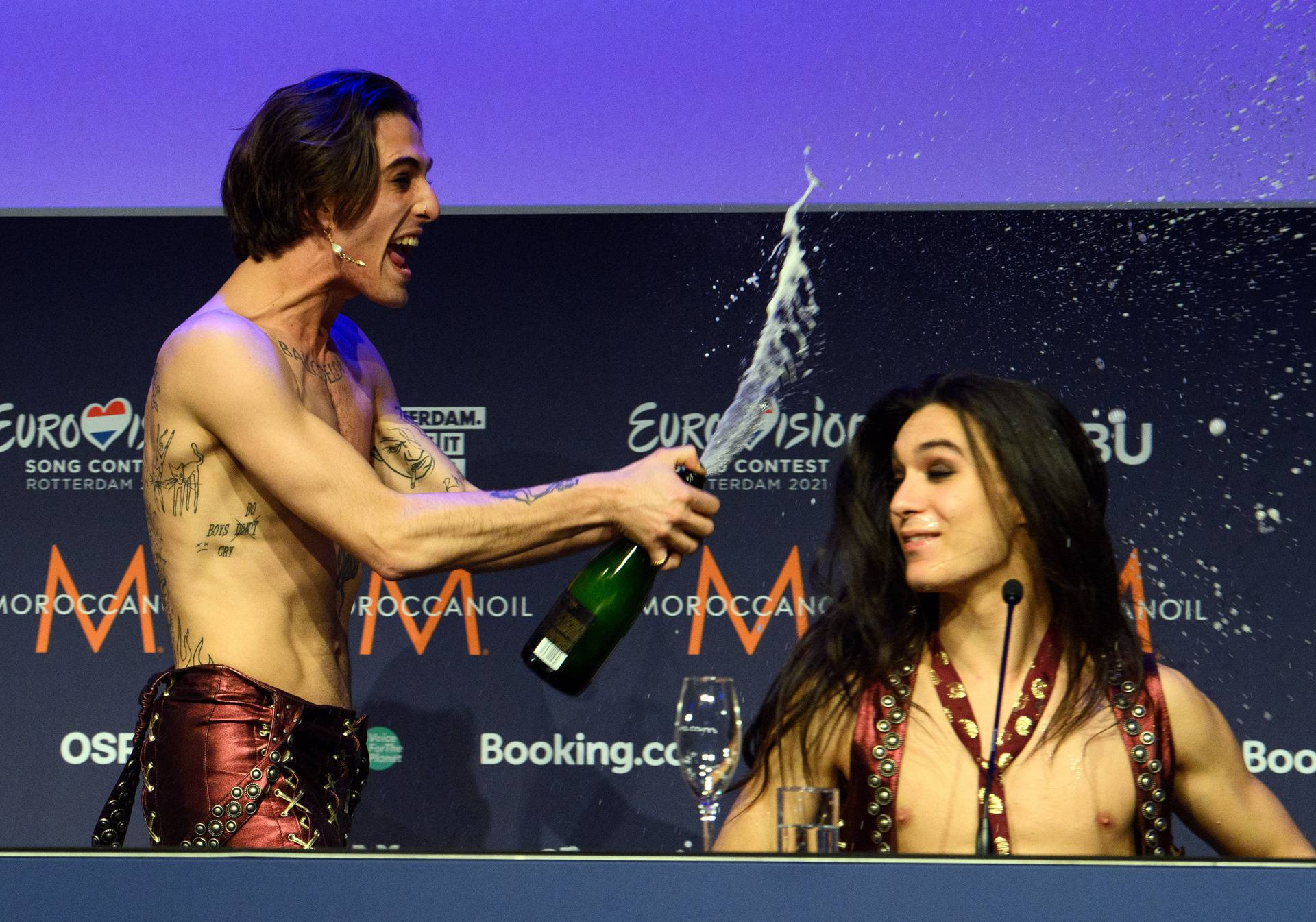 Eurovision Song Contest 2021 Rotterdam - Final