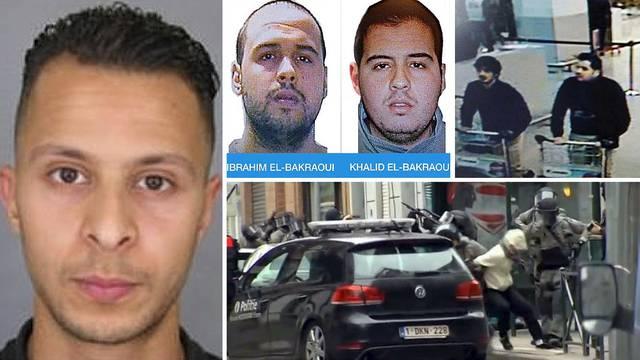 Zavjera: Evo kako su povezani bombaši iz Pariza i Bruxellesa