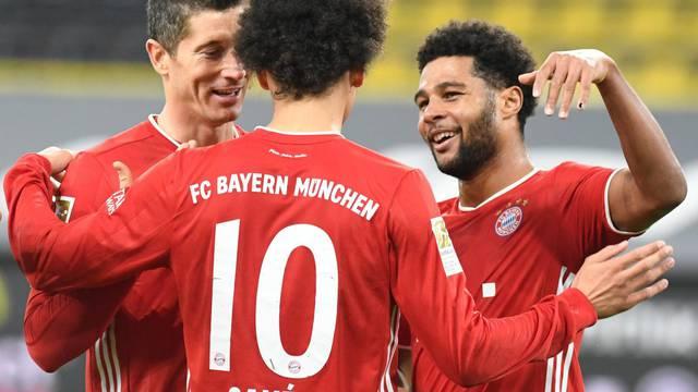 Borussia Dortmund - Bavaria Munich
