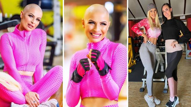 Bodybuilderica Vanja: 'Idem na kemoterapije i treniram doma'