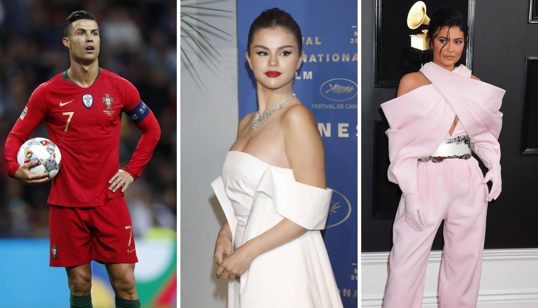Selena je kraljica Instagrama: S trona srušila Kylie i Ronalda