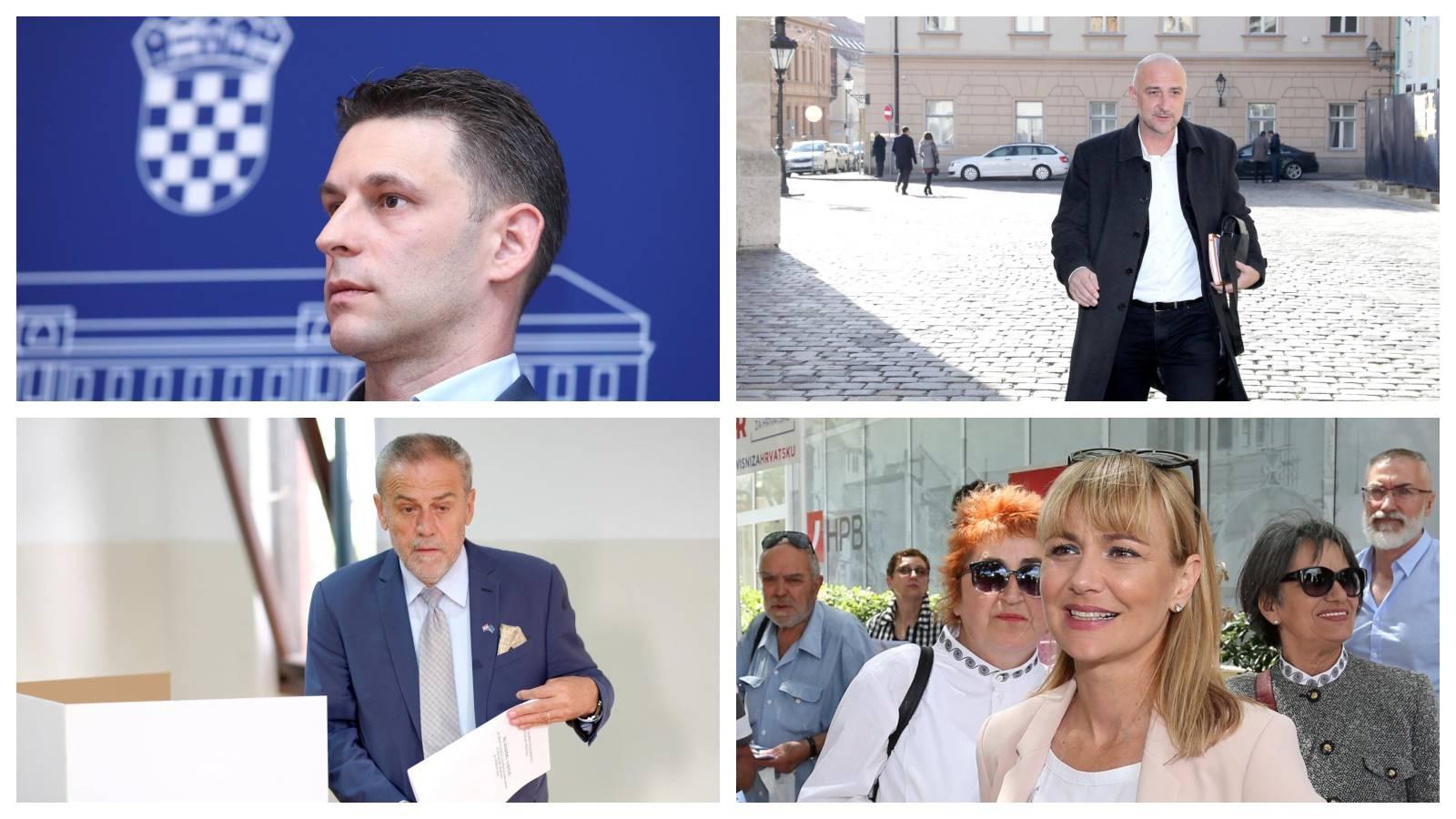Izborni gubitnici: Bandić nije uspio prijeći prag ni u Zagrebu