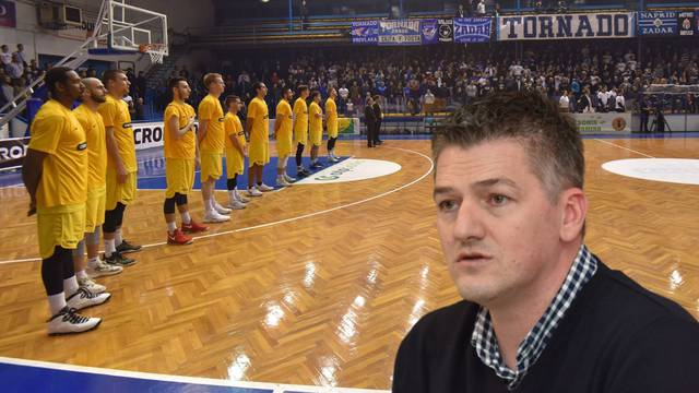 U Zadru bijesni na HKS: Vodite košarku do krajnje propasti!