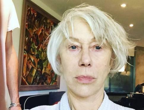 Mirren bez šminke: 'Znam da nisam u kategoriji ljepotica...'