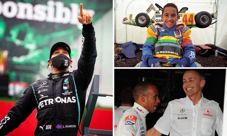 Dijete iz radničke obitelji na vrhu F1: Na prvom testiranju razbio je bolid nakon tri kruga