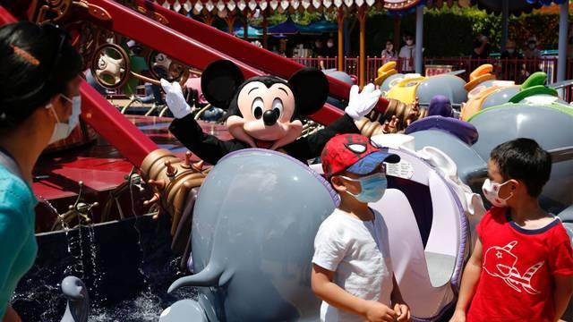 Disneyland u Hong Kongu su ponovno otvorili i oduševili sve