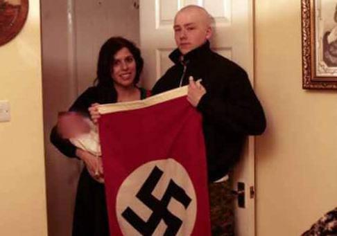 Dijete nazvali Adolf Hitler: Par neonacista osudili za terorizam