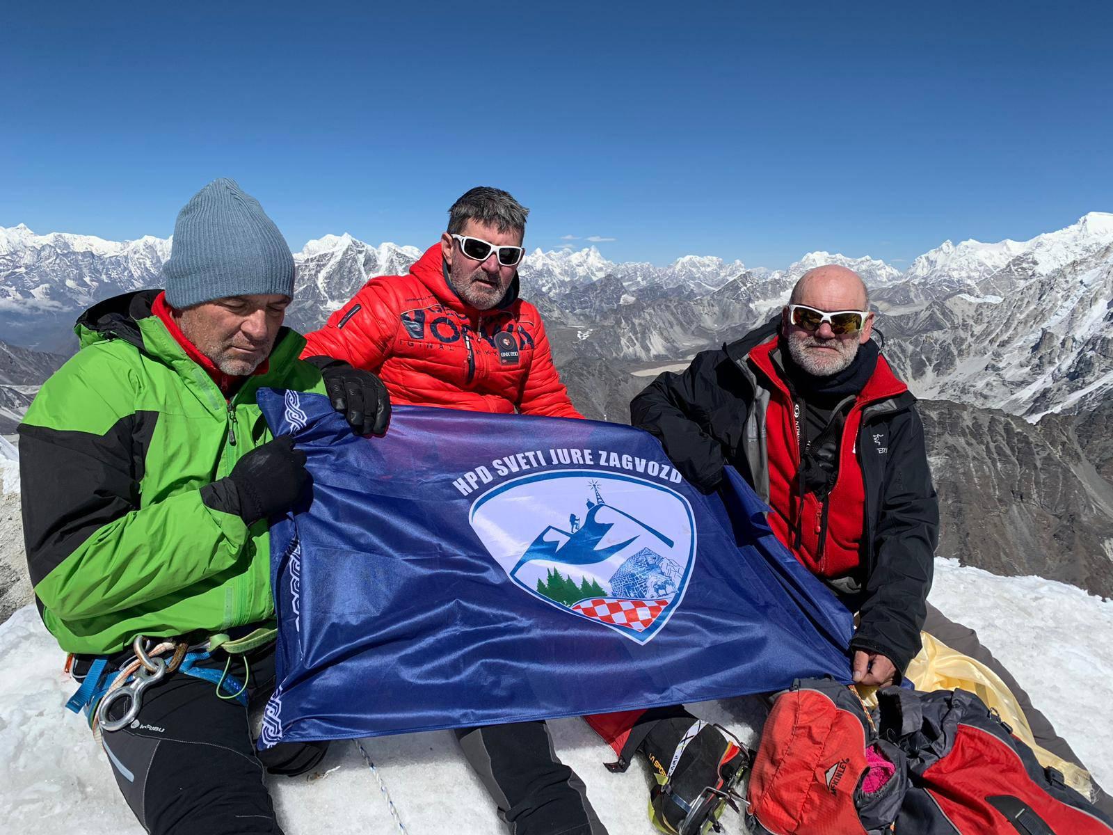 Vlaji na Himalaji: 'Sad nas naš Ivo Gregurević gleda s vrha...'