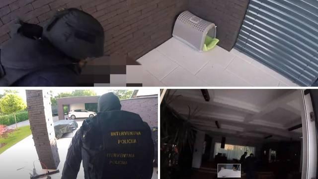 Policija objavila video: Uhvatili su grupu koja je ukrala milijune
