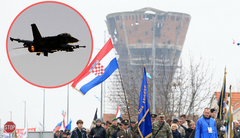 Sve će diskusije stati kad naši F-16 'zagrme' iznad Vukovara