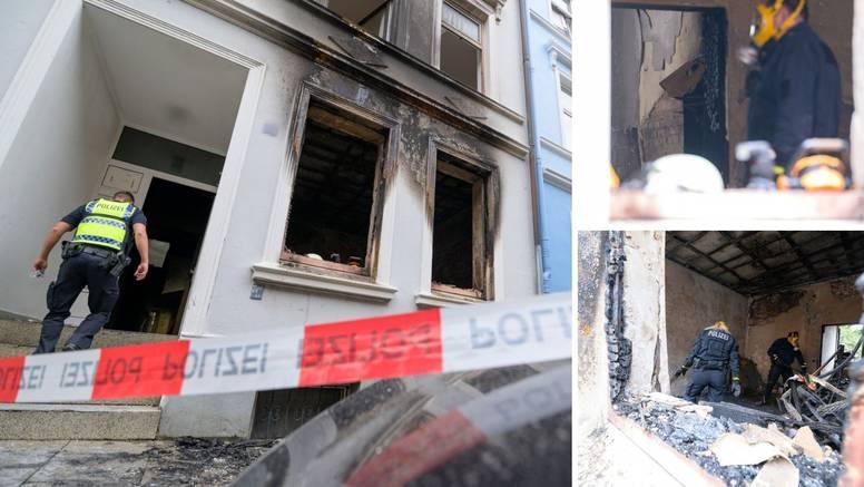 Tragedija u Hamburgu: Dvoje ljudi poginulo u požaru zgrade