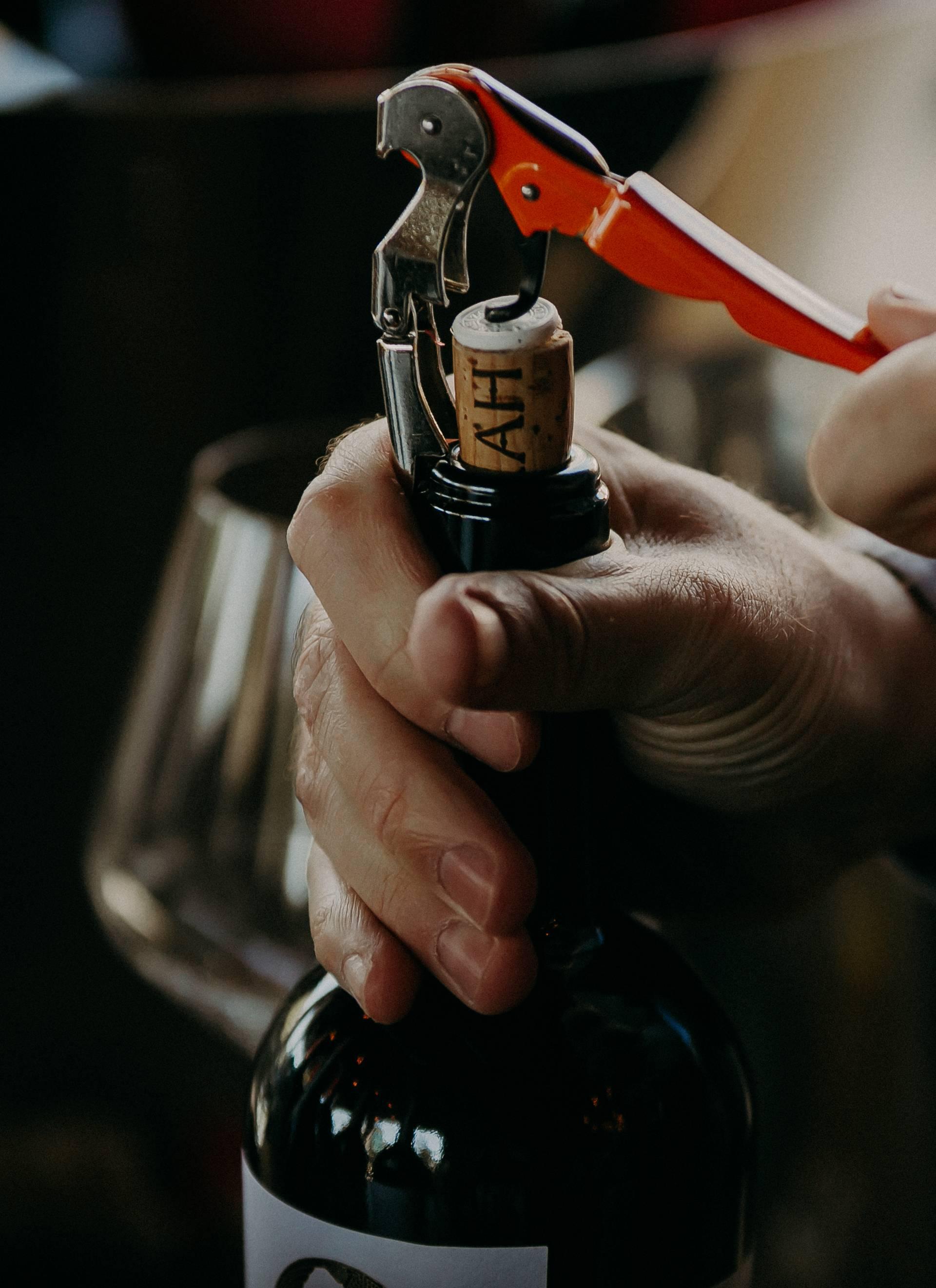 Osam načina kako otvoriti bocu vina ako pri ruci nemate otvarač