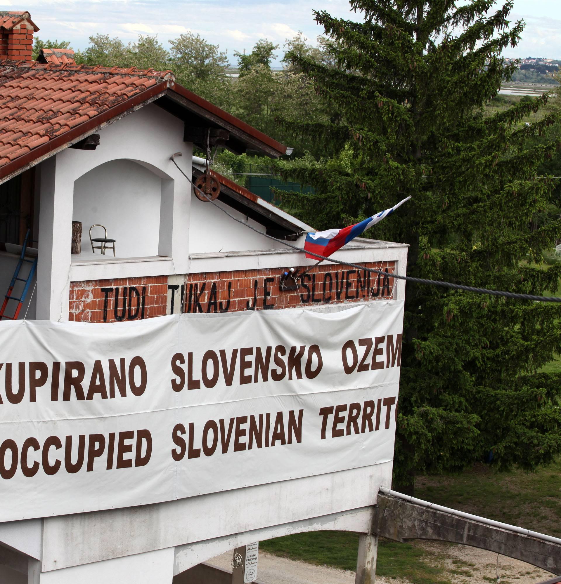 Joras opet radi što želi: 'Ovo  je okupirani slovenski teritorij...'