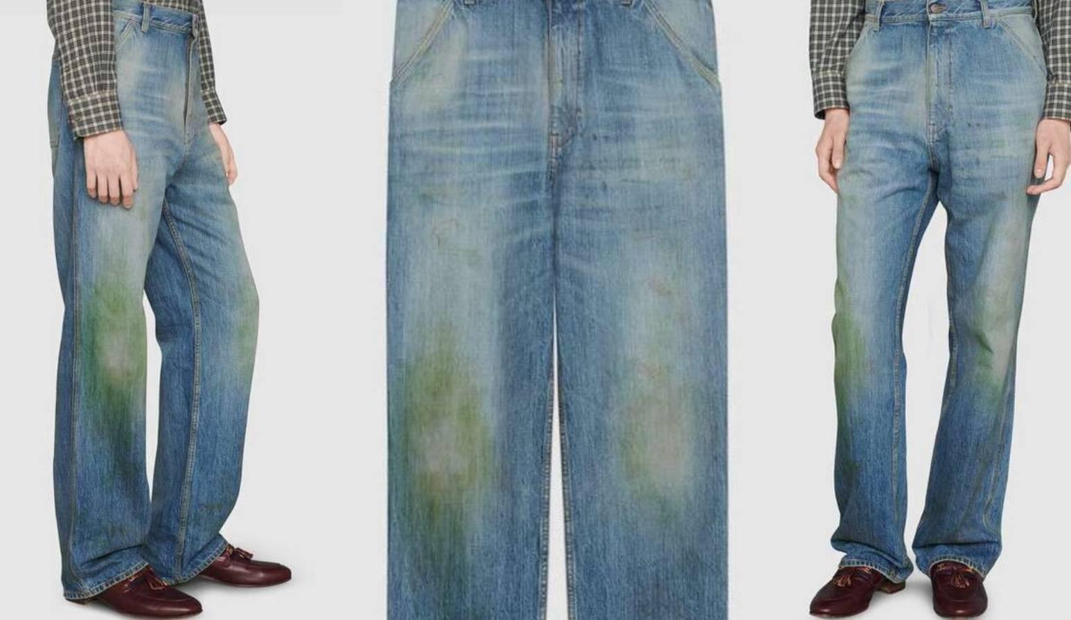Gucci prodaje 'trapke' s mrljama kao od trave za oko 5000 kuna