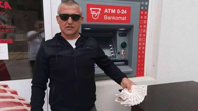 Traži vlasnika novca: 'Zovu me prevaranti, sve je kod policije...'