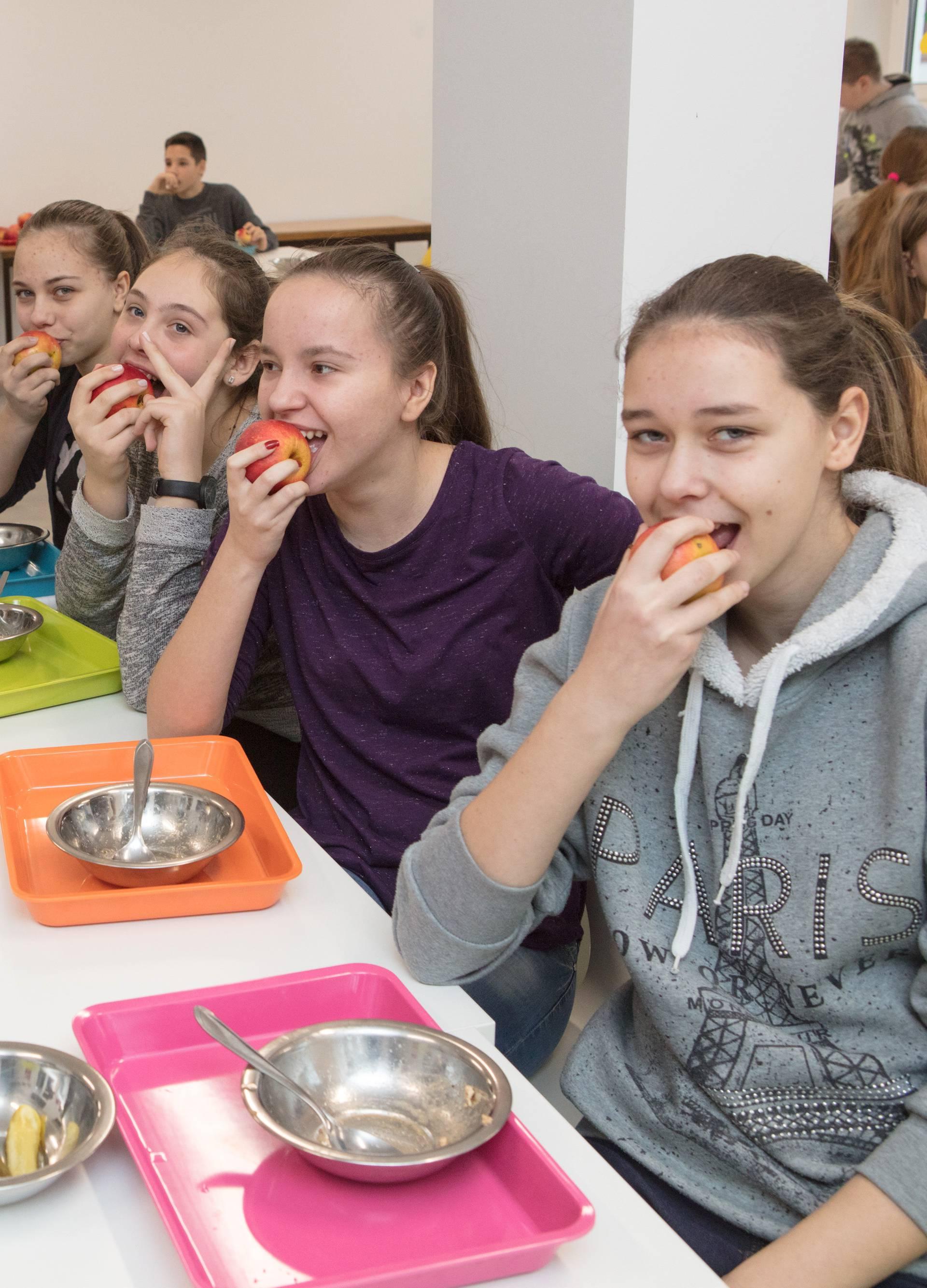 Sve se može: U našoj županiji djeca imaju besplatan obrok