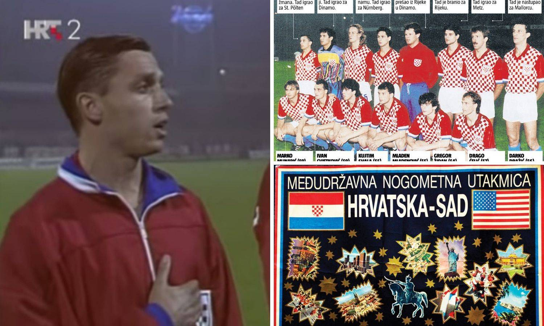 Hrvati su šokirali Amerikance:  Aljoša zabio, navijači prvi gol proslavili velikom pucnjavom!