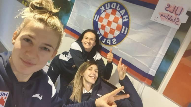 Tajna našeg dnevnog boravka: Hajdukovu smo zastavu dobile, Dinamovu i hrvatsku nacrtale...